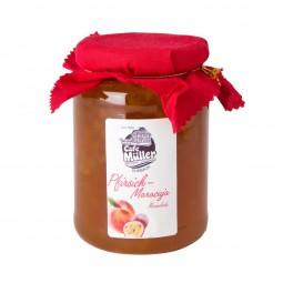 Pfirsich-Maracuja Marmelade