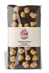Zartbitter mit Piemonteser Nuss - PREMIUM