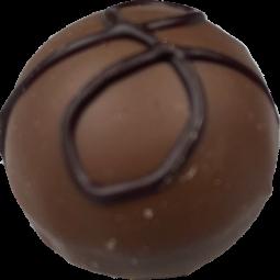 Johannisbeer-Himbeere-Trüffel