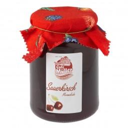 Sauerkirsch Marmelade